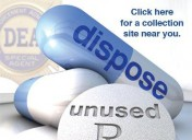 DRUG TAKE BACK APRIL 26th