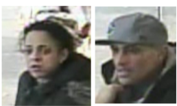 Strong Arm Robbery suspects attempt to identify